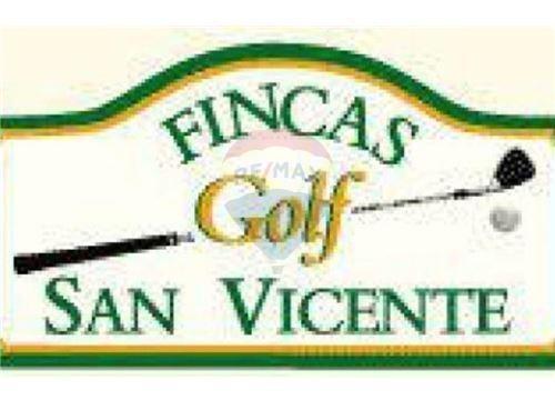 lote en fincas de san vicente golf !!