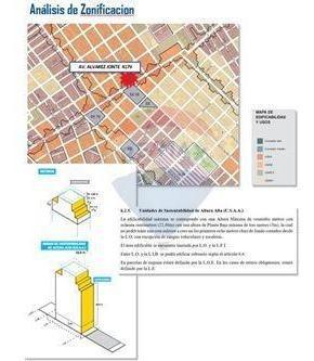 lote en montecastro - 1600 m2 vendibles (aprox.)
