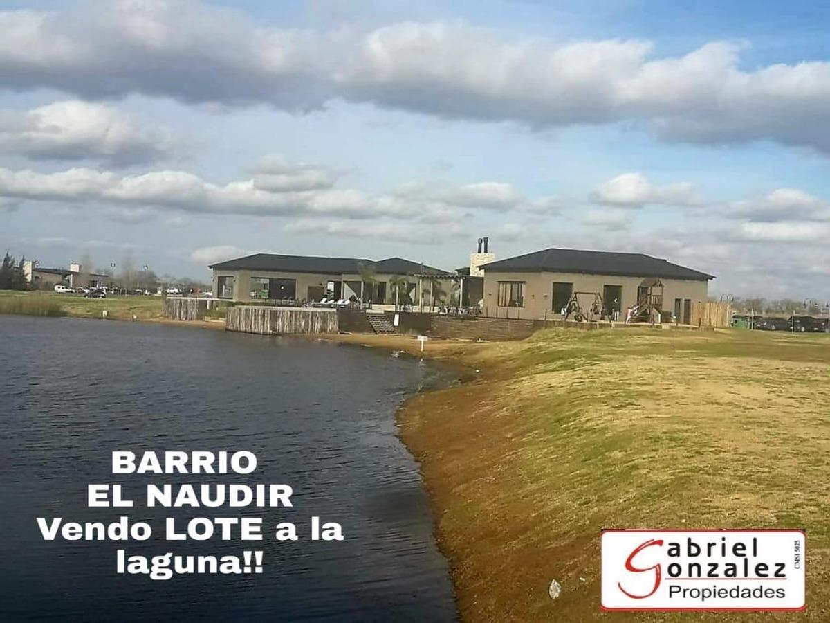 lote en muy buena ubicacion, a la laguna!!!!