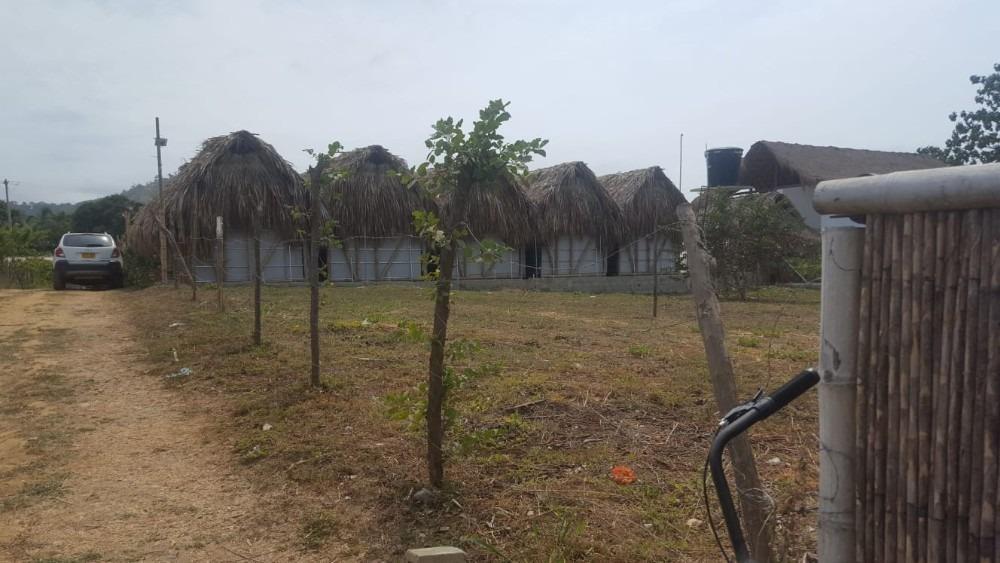 lote en palomino guajira