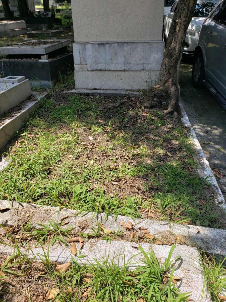lote en panteón jardín cdmx