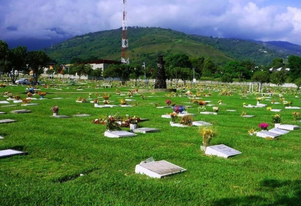 lote en parque cementerio de la inmaculada
