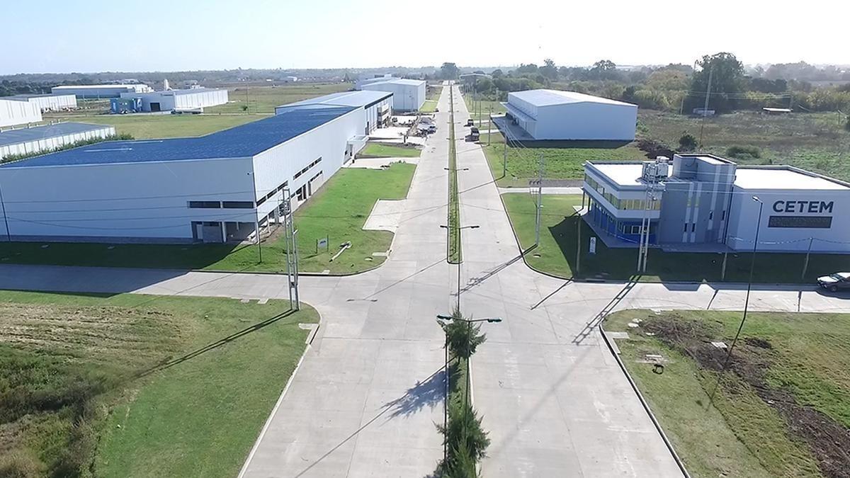 lote en parque industrial en venta  florencio varela zona sur - pitec  etapa 2