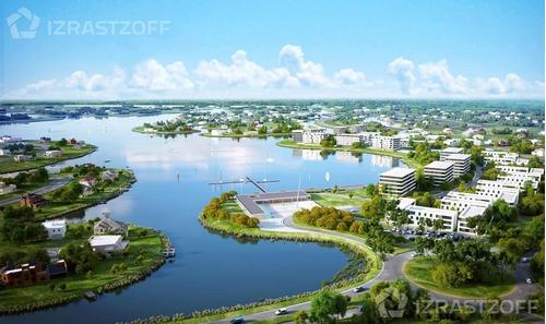 lote en puertos del lago -  barrio vistas