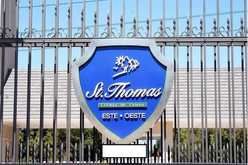 lote en saint thomas este!!!! vista al golf!!!