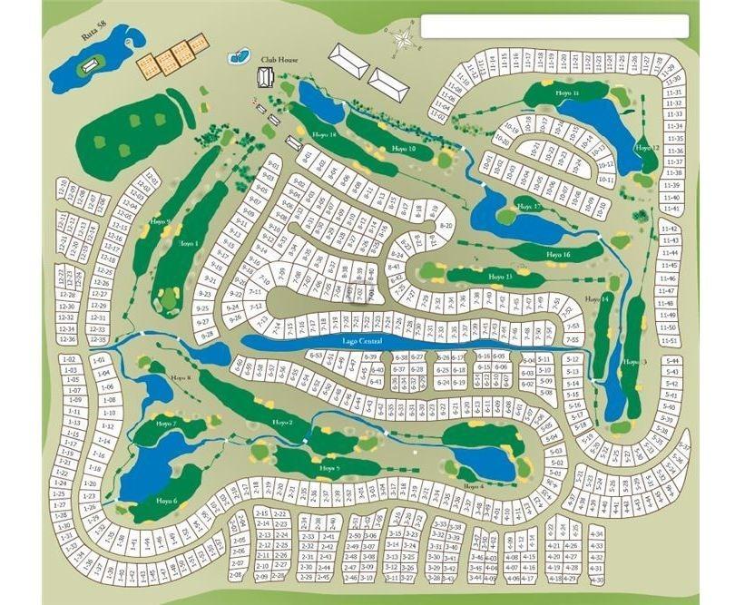 lote en san eliseo golf - lote 7-02 - 1200 m2