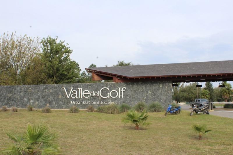 lote en valle del golf - córdoba