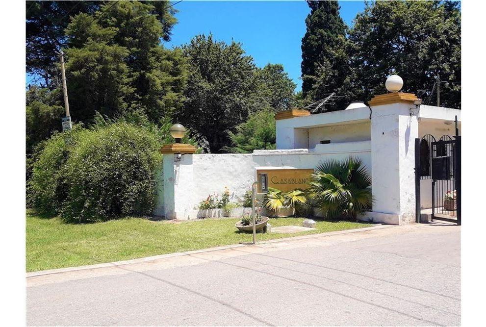 lote en venta 388 m2  country casablanca pilar
