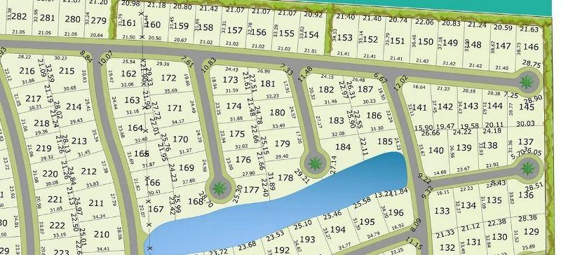lote en venta 800m2 barrio privado la alameda
