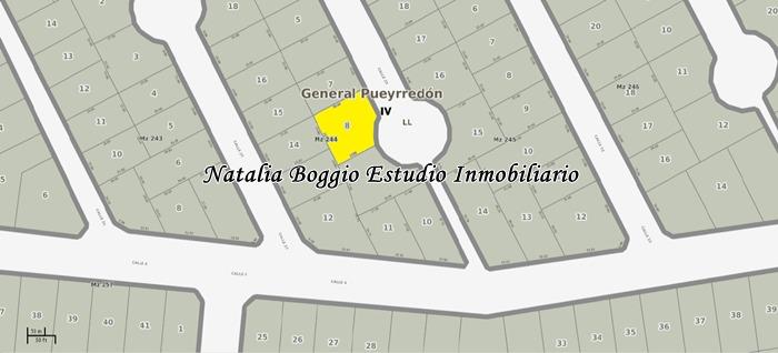 lote en venta barrio el marquesado x ruta 11 a 5  de miramar