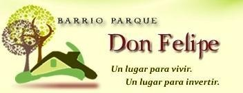 lote en venta barrio parque don felipe #trenquelauquen