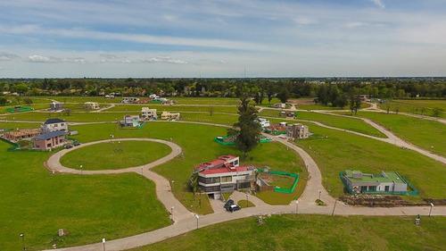 lote en venta barrio privado hudson park