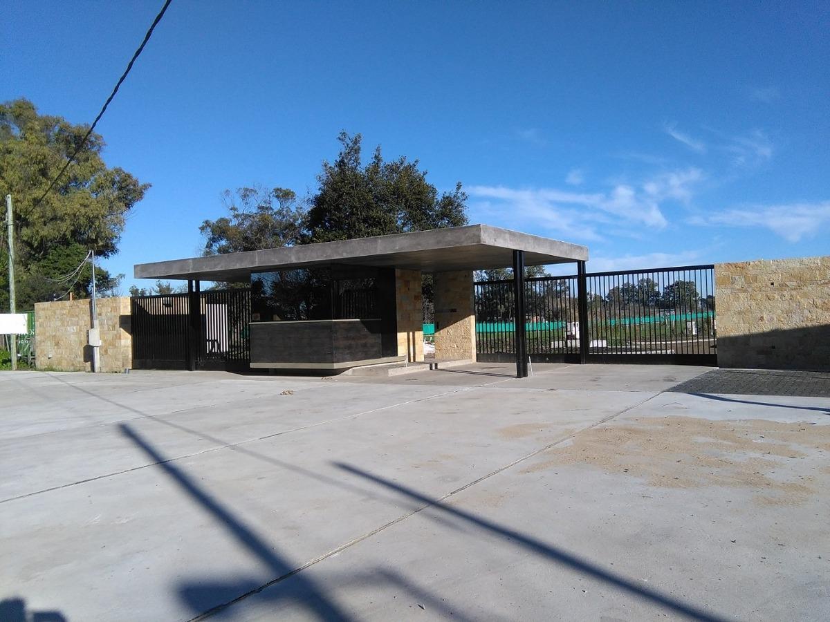 lote en venta - barrio privado las huertas 501 y 151 - 14x41