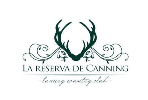 lote en venta canning. la reserva de canning