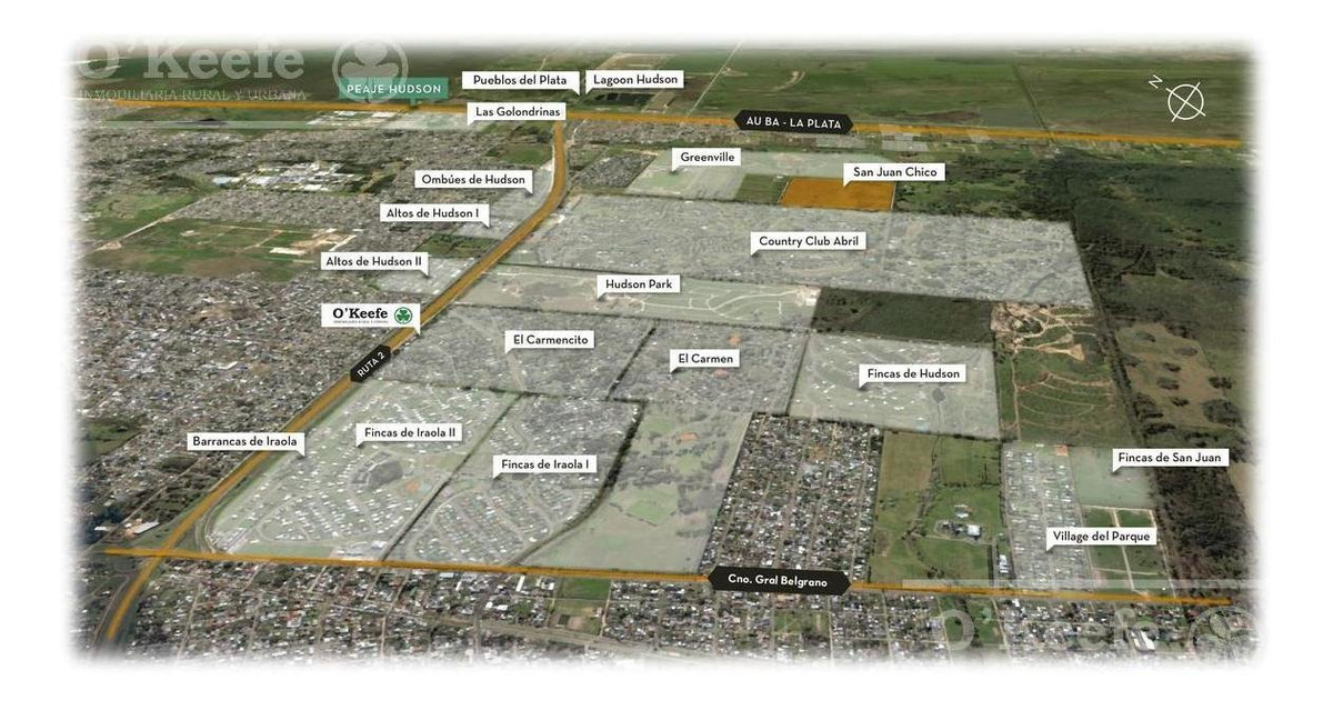 lote en venta de 620 mts con fondo privado en el barrio las golondrinas