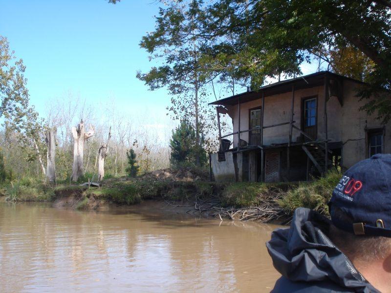 lote en venta delta tigre - rio carabelas - lote campana