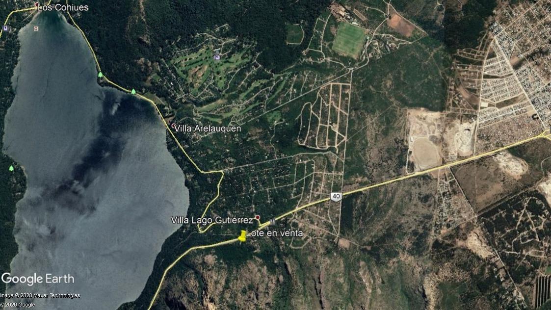 lote en venta en bariloche - ruta 40, villa lago gutiérrez - id: 13522