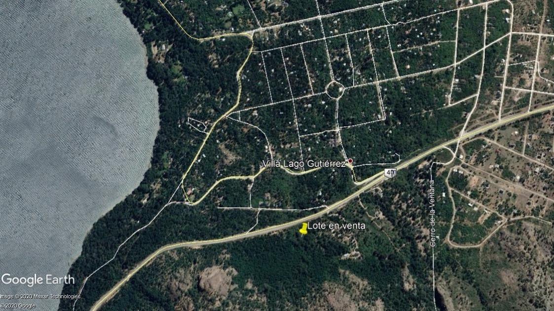 lote en venta en bariloche - ruta 40, villa lago gutiérrez - id: 13523