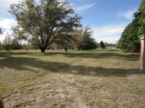 lote en venta en barrio privado valle del golf!