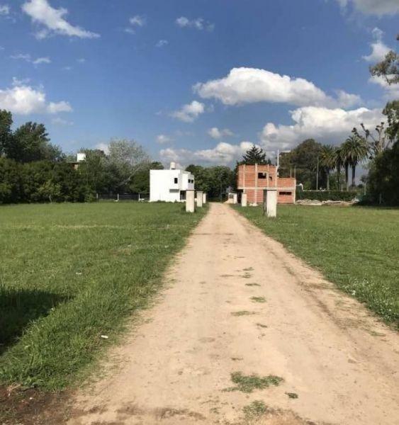 lote en venta en el barrio cerrado village el molino, villa