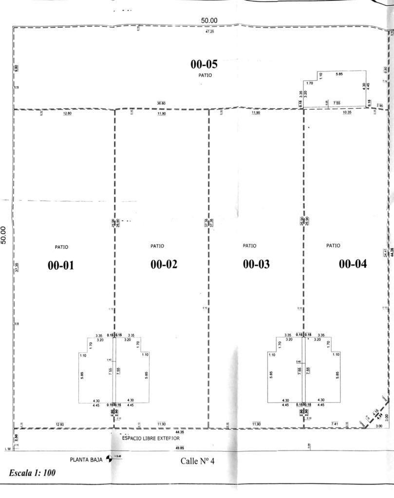 lote en venta en gonnet | 4 esq. 489 (uf.4)