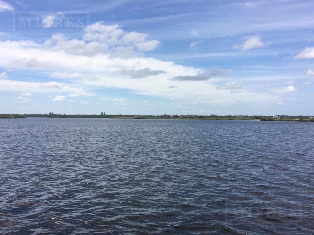 lote en venta en puertos barrio muelles a la laguna