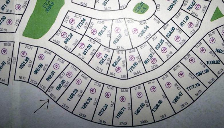 lote en venta en tierra alta 992 m2. barrancas del sol este