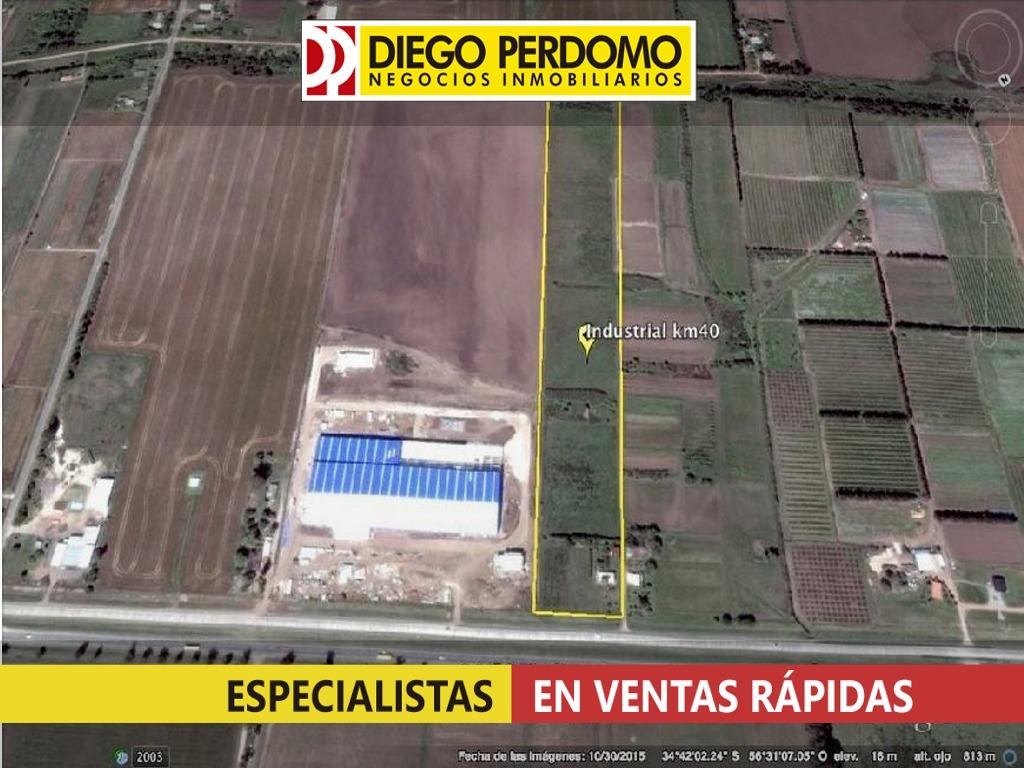 lote en venta en zona industrial, 53.896 m², san josé