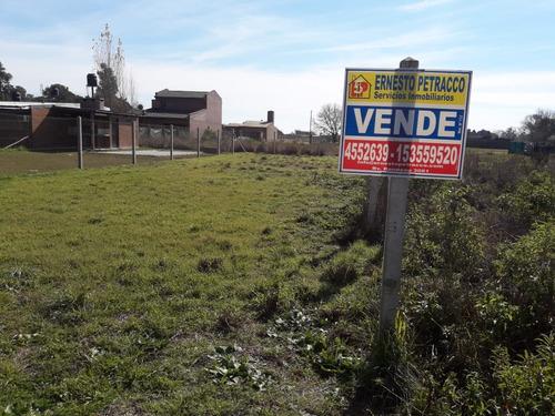 lote en venta. pueblo andino