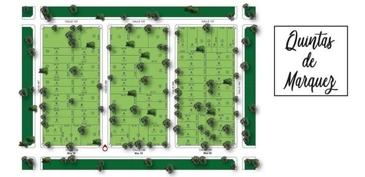 lote en venta  quintas de marquez - 137 a 138 y de 487 a 490