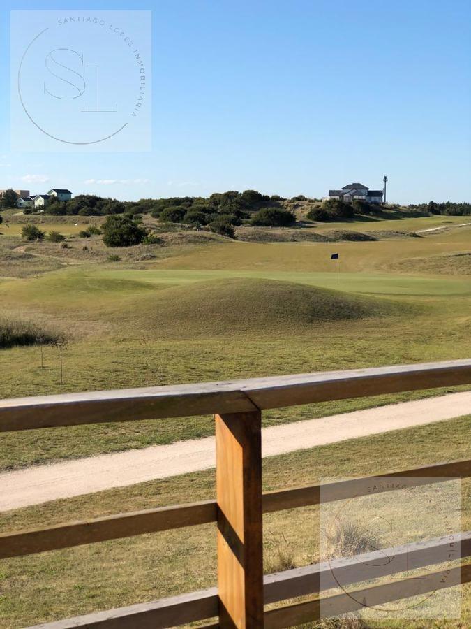 lote en venta sobre el hoyo 19 del golf costa esmeralda