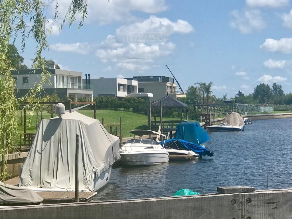 lote  en venta  yacht nordelta