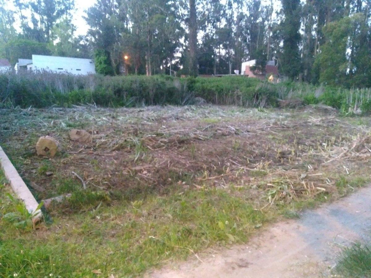 lote en venta zona bosque peralta ramos