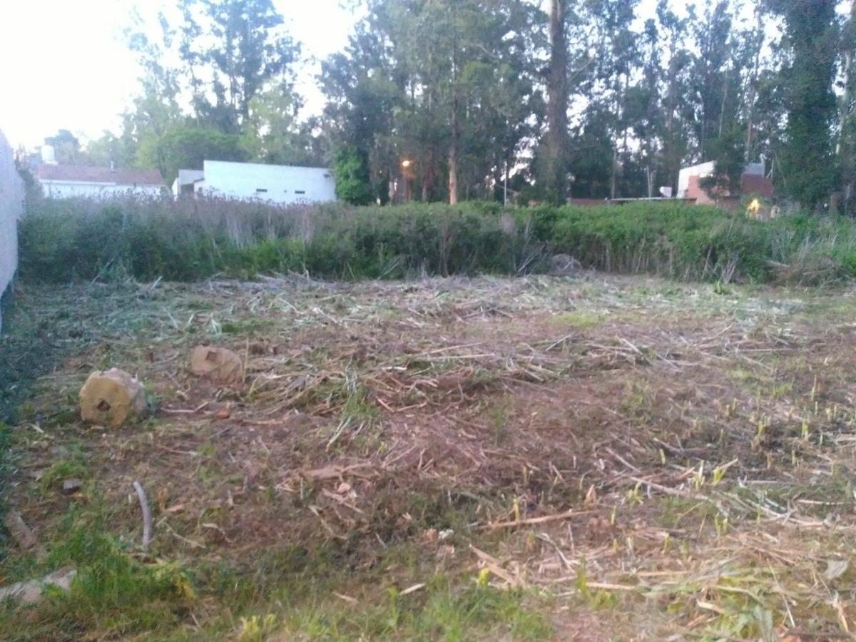 lote en venta zona bosque peralta ramos -acepta permuta-