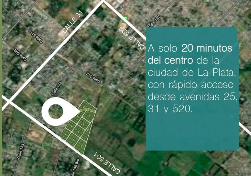 lote en venta - zona don carlos ii 501 a 507 y de 138 a 140