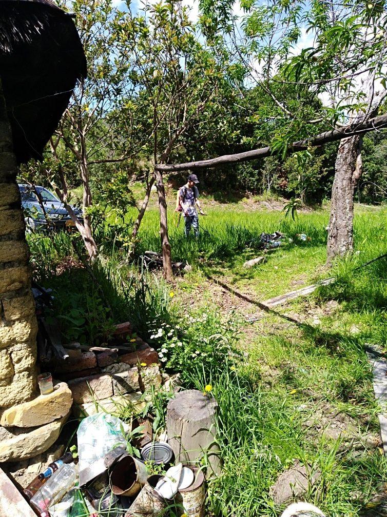 lote en villa de leyva boyacá