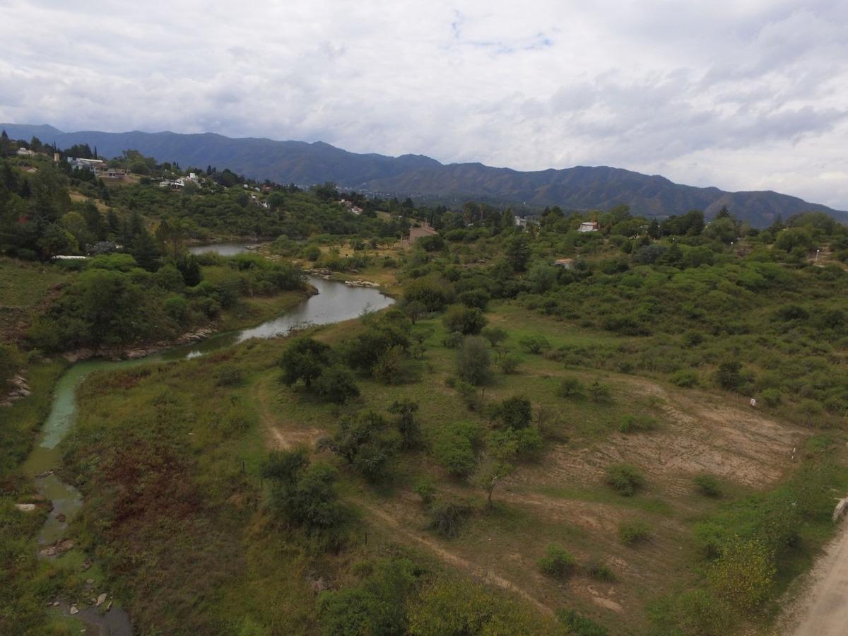 lote en villa parque siquiman con costa al lago