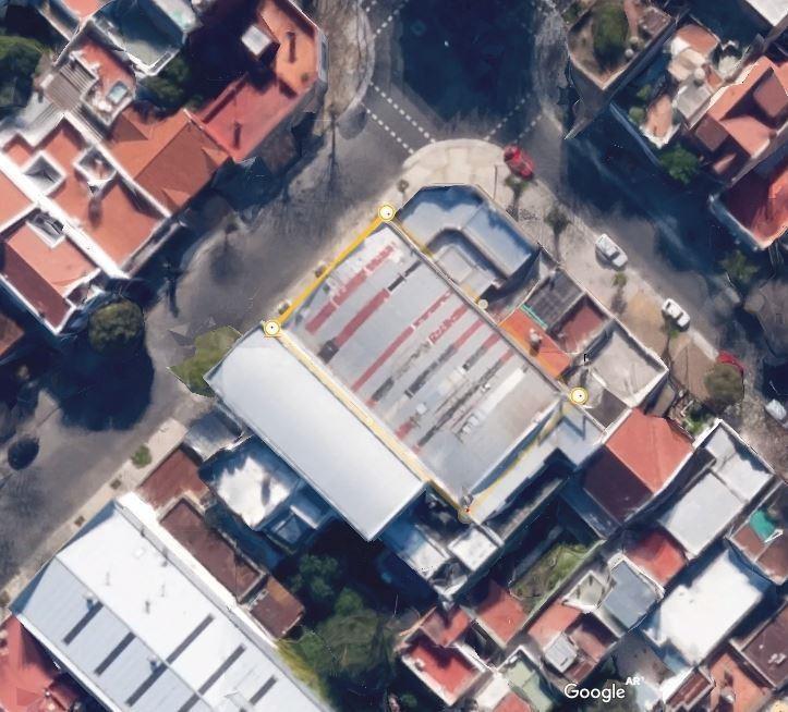 lote en villa santa rita - 2000m2 vendibles aprox