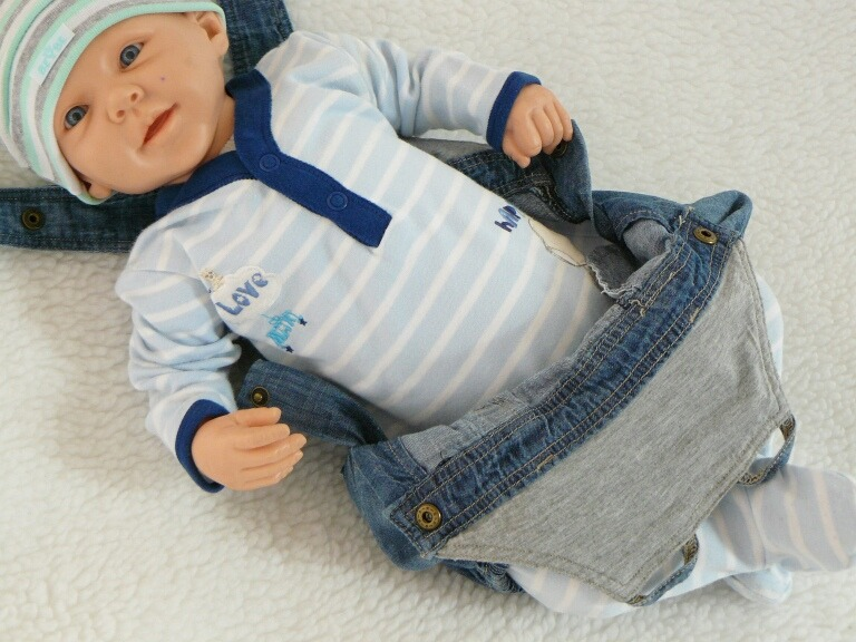 Lote Enterito Pantalon Ropa Importada Bebe 0-3m H m Disney -   399 ... 073d2a25b0d