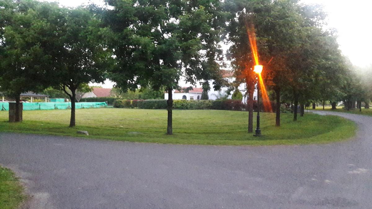 lote espectacular esquina club de campo las cañuelas 860 m2