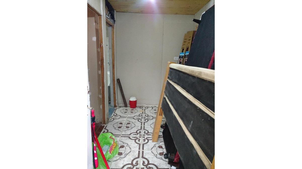 lote esquina de 534 m2, con prefabricada a terminar, a 100 m