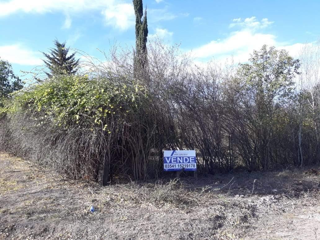 lote esquina en venta en parque siquiman, villa lago san roque. (l67)