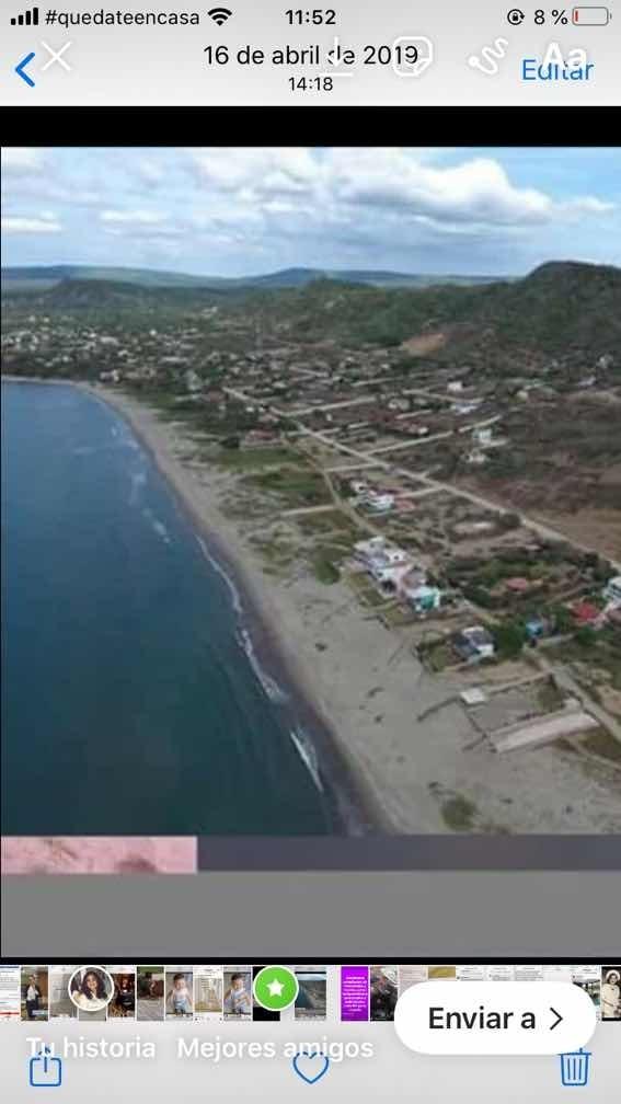 lote esquinero playas santa veronica