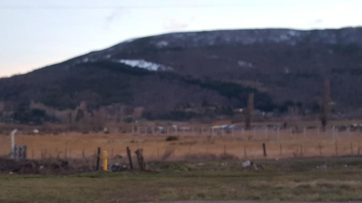 lote excelentes vistas, con planos aprobados para 5 cabañas