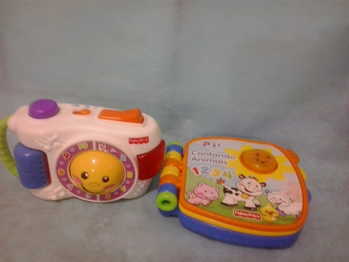 lote fisher price