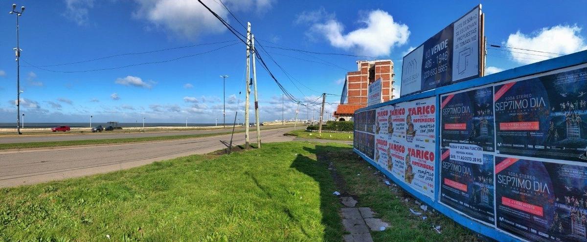 lote frente al mar para edificio