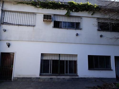 lote frente gral paz - 2 propiedadades 10 ambientes