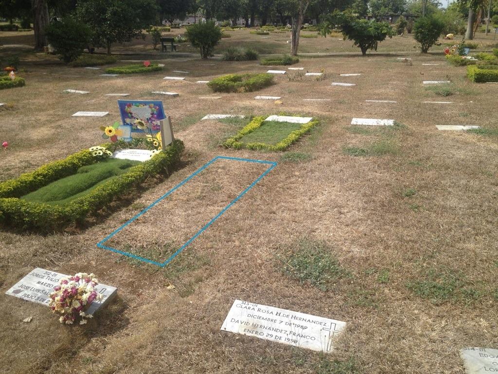 lote fúnebre doble - cementerio metropolitano del sur cali