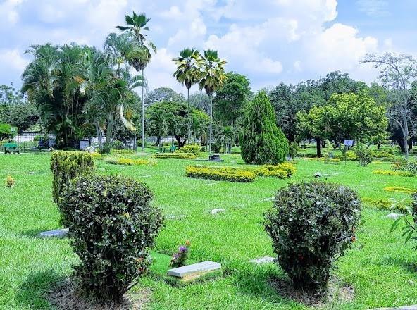lote funerario cementerio metropolitano del sur