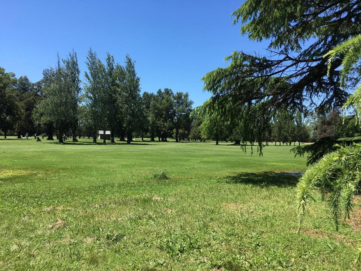 lote golf sobre campo del  lomas atlhetic club
